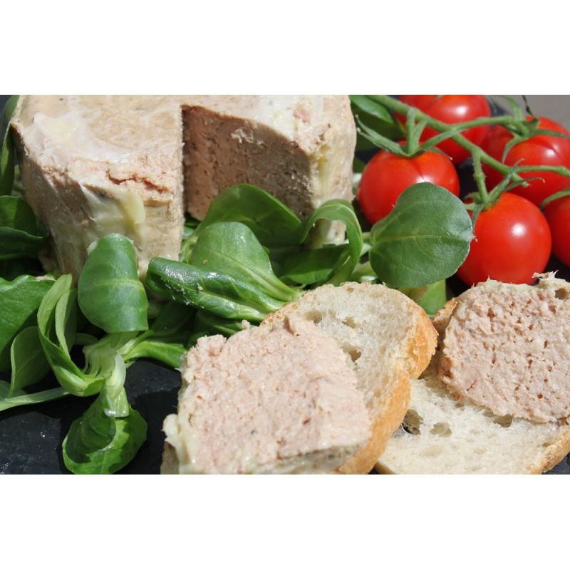 P t de foie pur porc fabrication maison produit naturel - Pate de porc maison ...